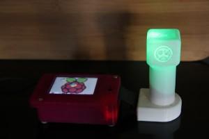 raspberry pi led neopixel