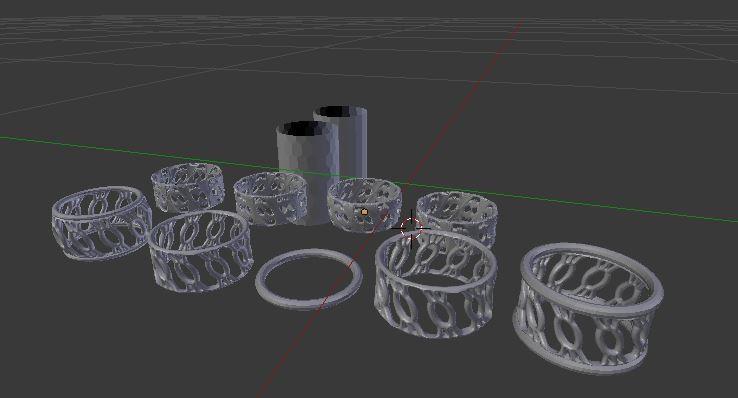 bracelets blender