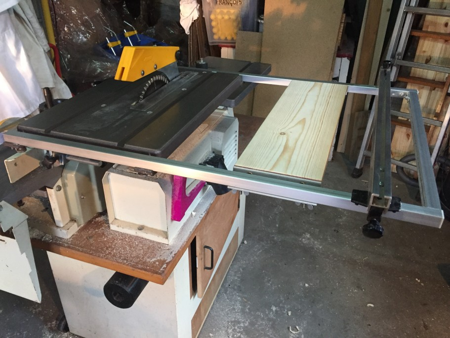 remise en route d 39 une combin bois kity k5 les fabriqueurs. Black Bedroom Furniture Sets. Home Design Ideas
