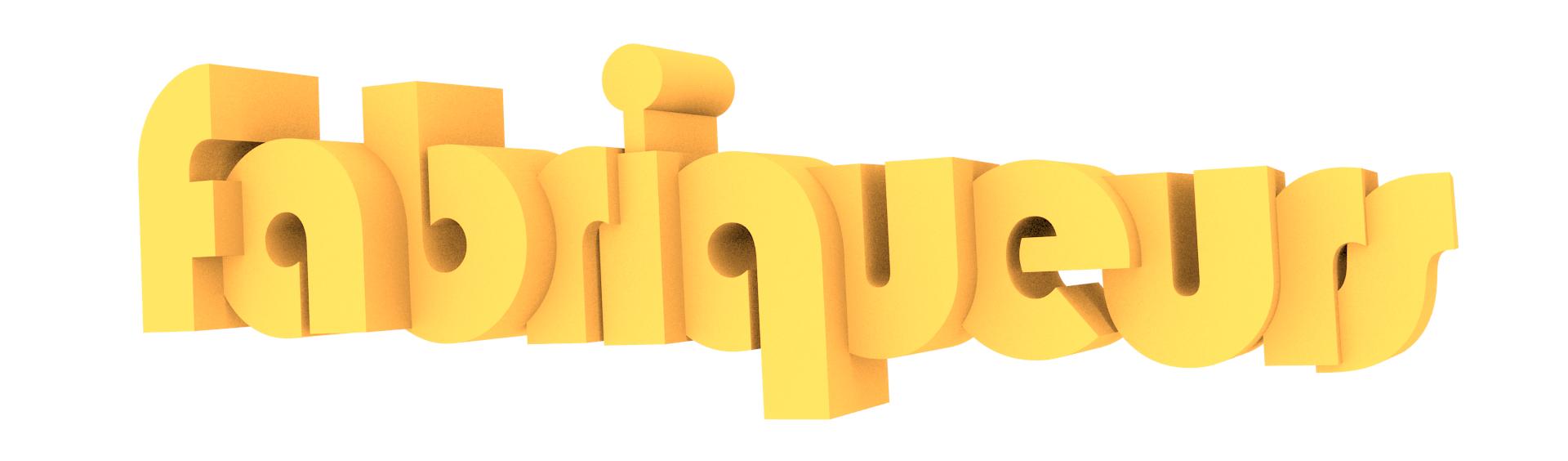 Les Fabriqueurs Logo